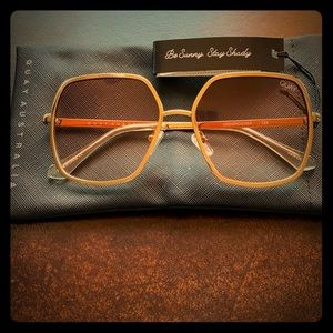 Quay Australia Undercover Sunglasses